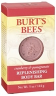 Burt's Bees - Body Bar Replenishing Cranberry & Pomegranate - 5 oz.