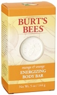 Burt's Bees - Body Bar Energizing Mango & Orange - 5 oz.