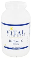 Vital Nutrients - Buffered C 500 mg. - 220 Capsules (693465501115)
