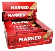 Marked Nutrition - Protein Bar Chocolate Peanut Butter - 2.8 oz., from category: Sports Nutrition