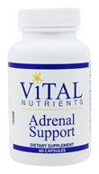 Image of Vital Nutrients - Adrenal Support - 60 Capsules