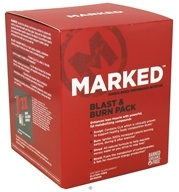 Marked Nutrition - Blast & Burn Pack - 30 Pack(s), from category: Diet & Weight Loss