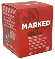 Marked Nutrition - Blast & Burn Pack - 30 Pack(s) by Marked Nutrition