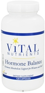 Vital Nutrients - Hormone Balance - 120 Capsules by Vital Nutrients