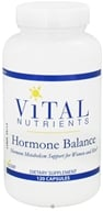 Vital Nutrients - Hormone Balance - 120 Capsules, from category: Professional Supplements