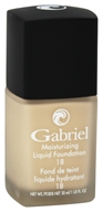 Gabriel Cosmetics Inc. - Moisturizing Liquid Foundation Pale Ivory 18 SPF - 1 oz., from category: Personal Care