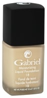 Image of Gabriel Cosmetics Inc. - Moisturizing Liquid Foundation Pale Ivory 18 SPF - 1 oz.