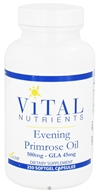 Vital Nutrients - Evening Primrose Oil with GLA 500 mg. - 250 Softgels by Vital Nutrients