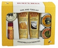 Burt's Bees - Tips And Toes Kit by Burt's Bees