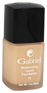 Image of Gabriel Cosmetics Inc. - Moisturizing Liquid Foundation True Beige 18 SPF - 1 oz.