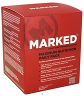 Marked Nutrition - Maximum Nutrition Daily Pack - 30 Pack(s) - $24.89