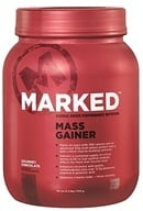 Marked Nutrition - Mass Gainer Gourmet Chocolate - 40 oz. (048107113476)