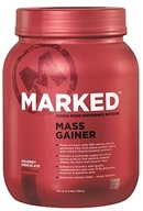 Marked Nutrition - Mass Gainer Gourmet Chocolate - 40 oz., from category: Sports Nutrition