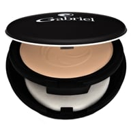 Image of Gabriel Cosmetics Inc. - Dual Powder Foundation Medium Beige - 0.32 oz.