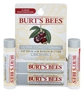 Burt's Bees - Lip Balm Ultra Conditioning - 2 x .15 oz. - $6.29