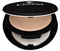 Image of Gabriel Cosmetics Inc. - Dual Powder Foundation Light Beige - 0.32 oz.
