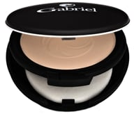 Gabriel Cosmetics Inc. - Dual Powder Foundation Light Beige - 0.32 oz. by Gabriel Cosmetics Inc.