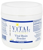 Vital Nutrients - Vital Brain Powder - 150 Grams