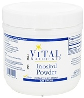 Vital Nutrients - Inositol Powder - 225 Grams