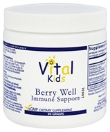 Image of Vital Nutrients - Berry Well Immune Support - 90 Grams