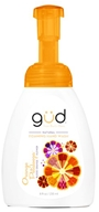 Image of GUD From Burt's Bees - Foaming Hand Wash Natural Orange Petalooza - 8 oz.