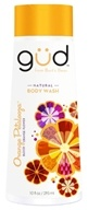 Image of GUD From Burt's Bees - Body Wash Natural Orange Petalooza - 10 oz.