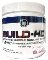 Image of BPI Sports - Build-HD Automatic Muscle Building Powder Watermelon - 30 Servings 4500 mg. - 6.35 oz.