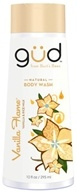 Image of GUD From Burt's Bees - Body Wash Natural Vanilla Flame - 10 oz.