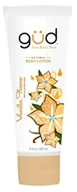 Image of GUD From Burt's Bees - Body Lotion Natural Vanilla Flame - 8 oz.