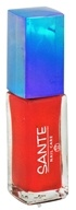 Sante - Nail Polish 16 Warm Red - 7 ml. CLEARANCE PRICED by Sante