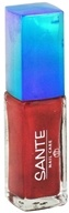 Sante - Nail Polish 18 Magnolia Red - 7 ml. CLEARANCE PRICED by Sante