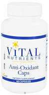 Image of Vital Nutrients - Anti-Oxidant Caps - 60 Capsules DAILY DEAL