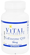 Image of Vital Nutrients - CoEnzyme Q10 30 mg. - 90 Capsules