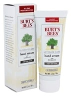 Image of Burt's Bees - Ultimate Care Hand Cream With Baobab Oil - 3.2 oz.