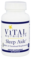 Vital Nutrients - Sleep Aide - 60 Capsules, from category: Professional Supplements