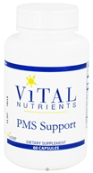 Image of Vital Nutrients - PMS Support - 60 Capsules
