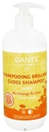 Sante - Family Shampoo Gloss Organic Orange & Coconut - 16.9 oz., from category: Personal Care