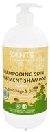 Sante - Family Shampoo Treatment Organic Ginkgo & Olive - 32.1 oz. by Sante