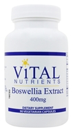 Vital Nutrients - Boswellia Extract 400 mg. - 90 Vegetarian Capsules - $24.10