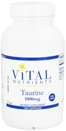 Image of Vital Nutrients - Taurine 1000 mg. - 120 Vegetarian Capsules