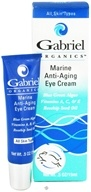 Image of Gabriel Cosmetics Inc. - Organics Marine Anti-Aging Eye Cream - 0.5 oz.