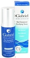 Gabriel Cosmetics Inc. - Organics Red Seaweed Purifying Seaweed Tonic - 5 oz. - $22.50