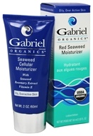 Gabriel Cosmetics Inc. - Organics Red Seaweed Cellular Moisturizer - 2 oz.