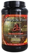 Image of WarriorForce - Warrior Food Extreme Protein Supplement V 2.0 Natural - 1000 Grams