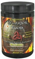 WarriorForce - Warrior Food Extreme Protein Supplement V 2.0 Natural - 250 Grams - $22.32