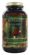 WarriorForce - Warrior Greens Powder - 150 Grams, from category: Nutritional Supplements