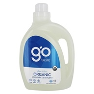 Bouclier vert organique - Laundry Detergent 3x Concentrated Free & Clear - 100 once.