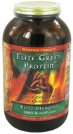 WarriorForce - Warrior Food Elite Green Protein Elite Mesquite - 500 Grams by WarriorForce