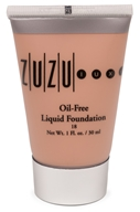 Image of Zuzu Luxe - Oil-Free Liquid Foundation L-8 Light/Medium Skin 18 SPF - 1 oz.