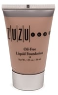 Image of Zuzu Luxe - Oil-Free Liquid Foundation L-3 Light/Ivory Skin 18 SPF - 1 oz.
